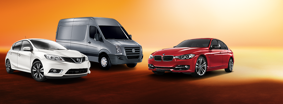 Full service leasing for companies from Sixt Leasing