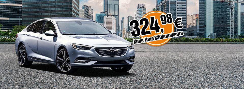 Opel Insignia autoliising | Sixt Leasin