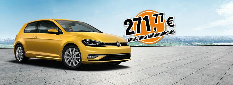 VW Golf autoliising | Sixt Leasing