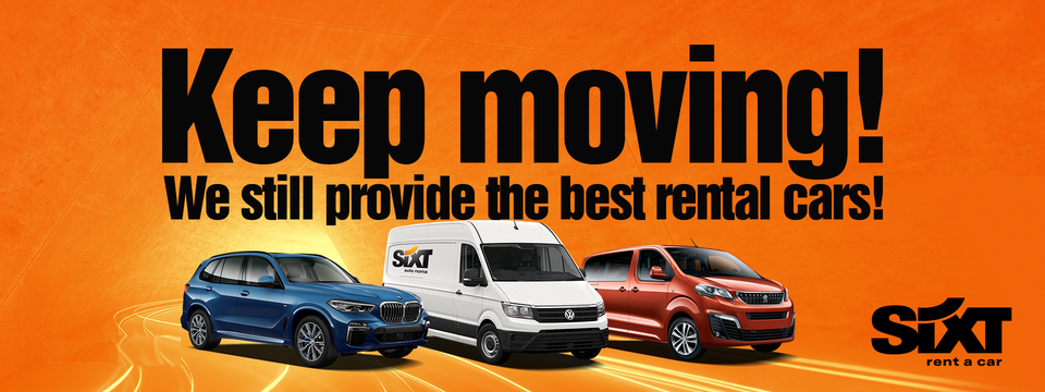 SIXT rent a car - car rental in Estonia and all over the world