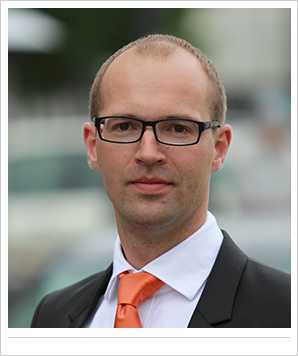 Arnis Jaudzems, Sixt General Manager in Baltic States