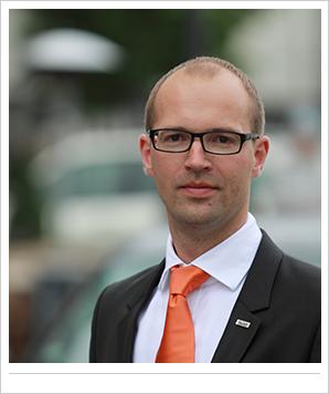 Aрнис Яудземс, руководитель Sixt в Балтийских странах