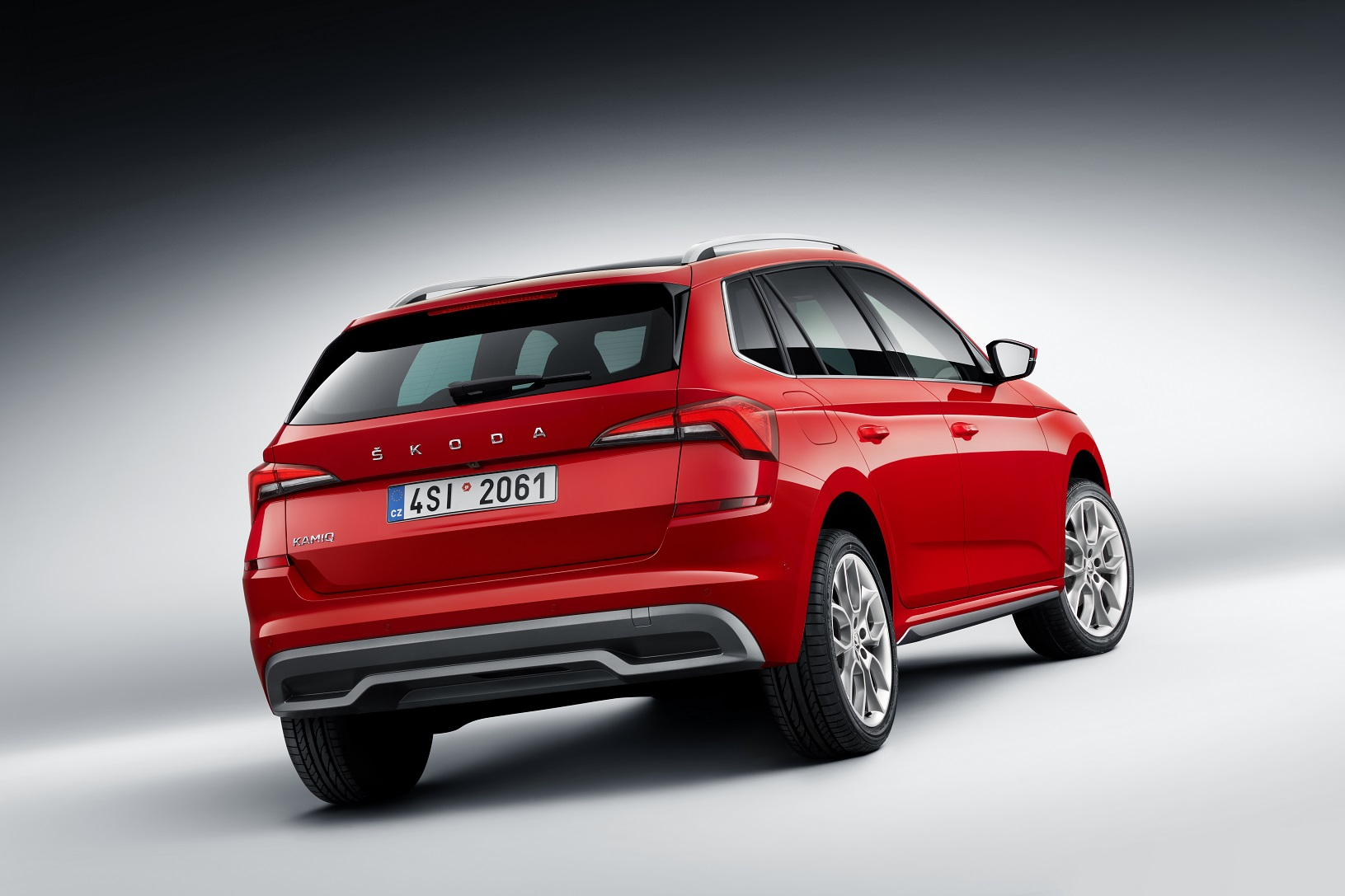 Škoda Kamiq autoliising | Sixt Leasing