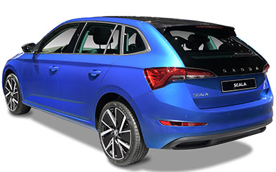 Škoda Scala autoliising | Sixt Leasing