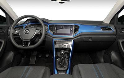 Volkswagen T-Cross Galleriefoto