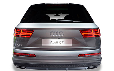Audi Q7 autoliising | Sixt Leasing