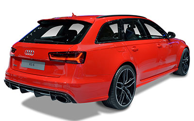 Audi RS6 autoliising   Sixt Leasing