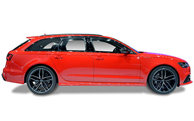 Audi RS6 autoliising | Sixt Leasing