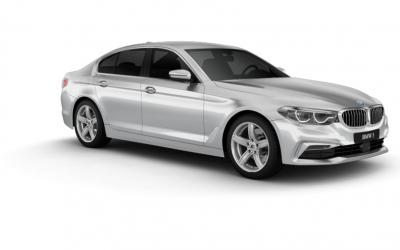BMW 5 seeria