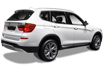 BMW X3 autoliising | Sixt Leasing