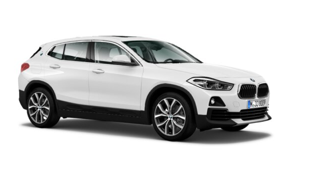 BMW X2 Galleriefoto