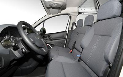 Citroen Berlingo autoliising | Sixt Leasing
