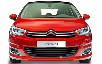 Citroen C4 autoliising | Sixt Leasing