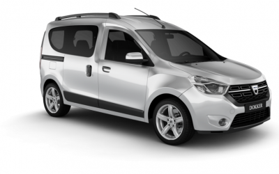 Dacia Dokker autoliising | Sixt Leasing