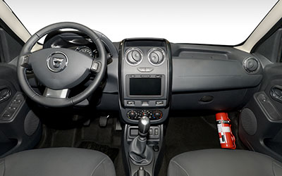 Dacia Duster autoliising | Sixt Leasing