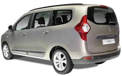 Dacia Lodgy autoliising | Sixt Leasing