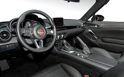 Fiat 124 Spider autoliising | Sixt Leasing