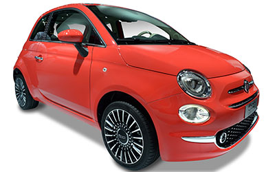 Fiat 500 autoliising | Sixt Leasing
