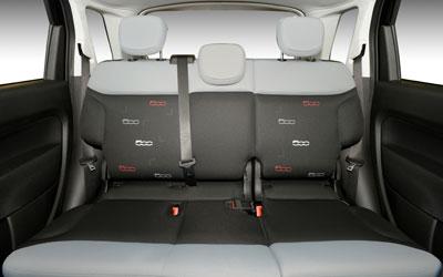 Fiat 500L autoliising | Sixt Leasing