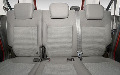 Fiat Doblo autoliising | Sixt Leasing