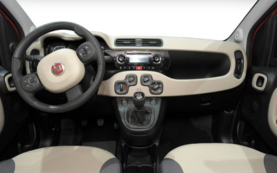 Fiat Panda autoliising | Sixt Leasing