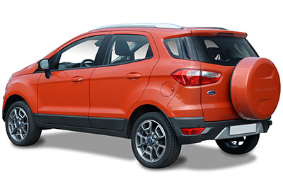 Ford EcoSport autoliising | Sixt Leasing
