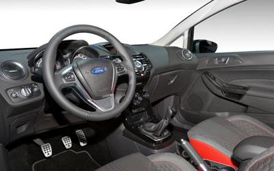 Ford Fiesta autoliising | Sixt Leasing