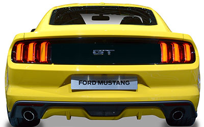 Ford Mustang autoliising | Sixt Leasing