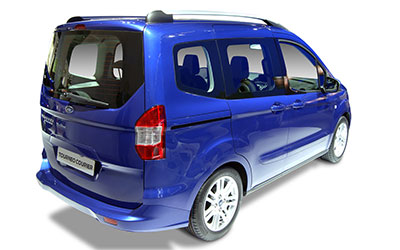 Ford Courier VAN autoliising | Sixt Leasing