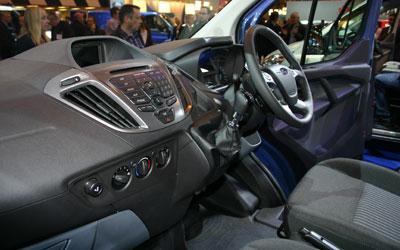 Ford Transit Custom autoliising | Sixt Leasing
