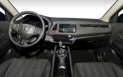Honda HR-V autoliising   Sixt Leasing