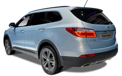 Hyundai Grand Santa Fe autoliising | Sixt Leasing