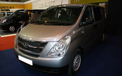 Hyundai H-1 autoliising   Sixt Leasing
