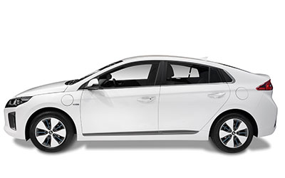 Hyundai Ioniq autoliising | Sixt Leasing