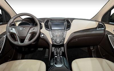 Hyundai Santa Fe autoliising | Sixt Leasing