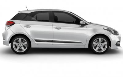 Hyundai i20 autoliising | Sixt Leasing