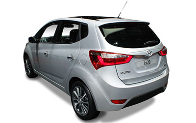 Hyundai ix20 autoliising   Sixt Leasing