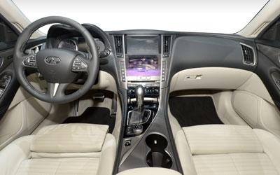 Q50 autoliising | Sixt Leasing