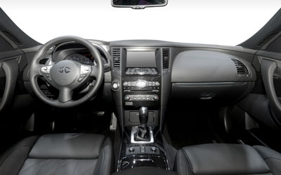 Infiniti QX70 autoliising | Sixt Leasing