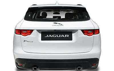 Jaguar F-PACE Galleriefoto