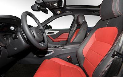 Jaguar F-PACE autoliising   Sixt Leasing