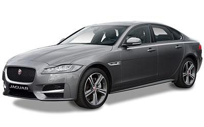 Jaguar XF Galleriefoto