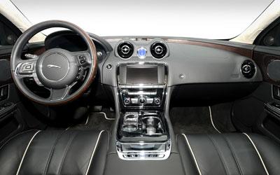Jaguar XJ Galleriefoto