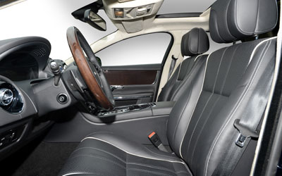 Jaguar XJ autoliising   Sixt Leasing