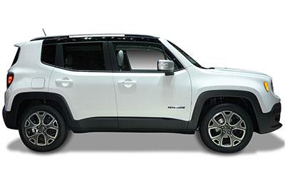 Jeep Renegade Galleriefoto