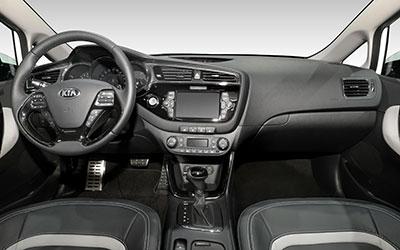 KIA Cee'd autoliising | Sixt Leasing