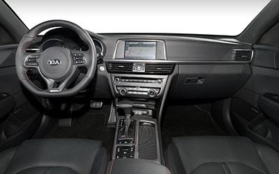 KIA Optima autoliising | Sixt Leasing