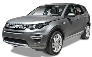 Land Rover Discovery Sport autoliising | Sixt Leasing
