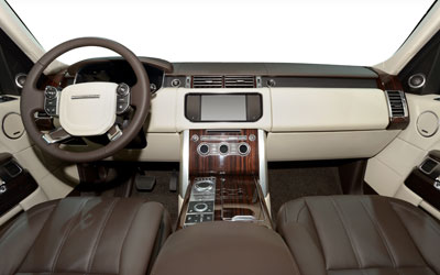 Land Rover Range Rover autoliising | Sixt Leasing