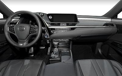 Lexus ES autoliising   Sixt Leasing